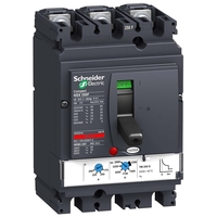 Силовой автомат Schneider Electric Compact NSX 250, TM-D, 25кА, 3P, 250А